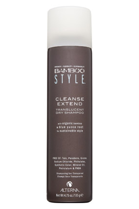 Alterna Bamboo Style Cleanse Extend Translucent Dry Shampoo