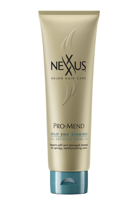 Nexxus ProMend Split End Binding Curl Defining Creme Gel