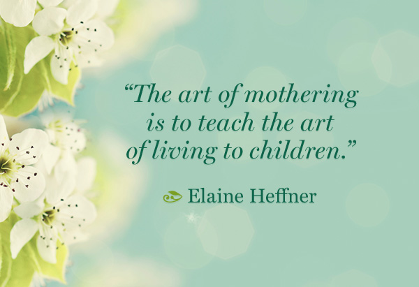 Elaine Heffner quote