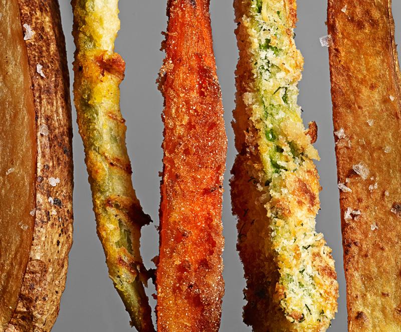 Parmesan Zucchini Fries Recipe