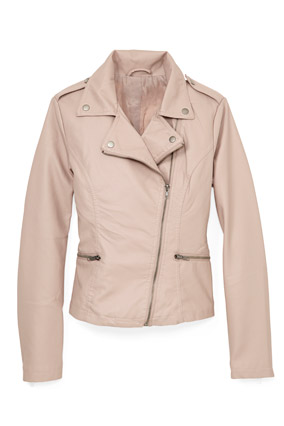 Light Colored Motorcycle Jackets - Soft Leather Jackets