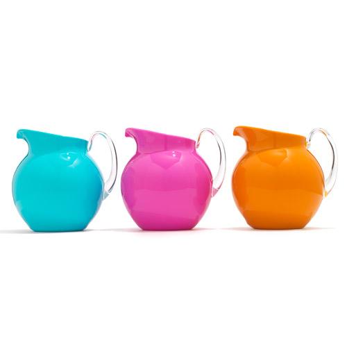 Mario Luca Giusti acrylic pitcher