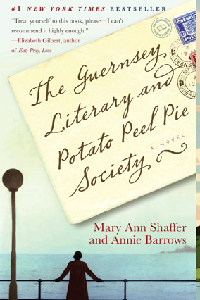 the guernsey literary and potato peel pie society mary an schaffer and annie barrows