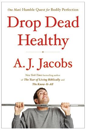 Drop Dead Healthy book