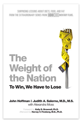Weight of the Nation book