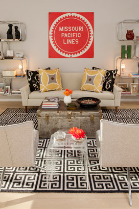 Cheap decorating ideas lara spencer Lara spencer decorating