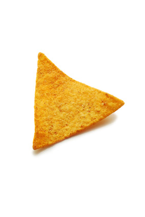 Nacho cheese tortilla chip, Doritos