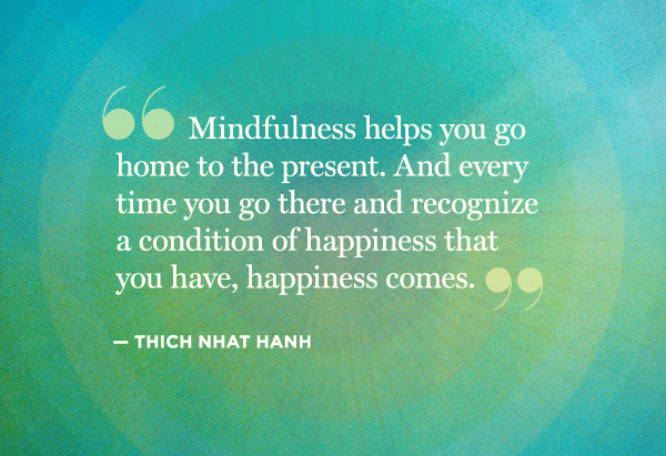 Quotes About Mindfulness Classy Thich Nhat Hanh Quotes  Calm