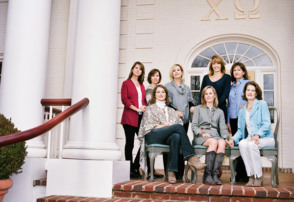 Women of Chi Omega Accident - Paige Williams