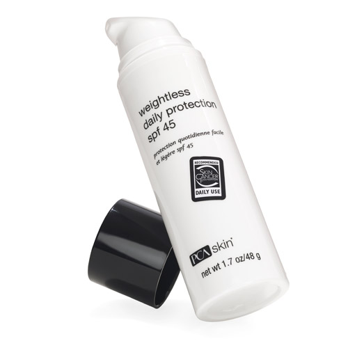 PCA Skin Weightless Daily Protection SPF 45