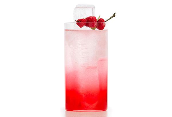 Raspberry Thyme Spritzers