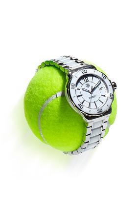 white watch 7