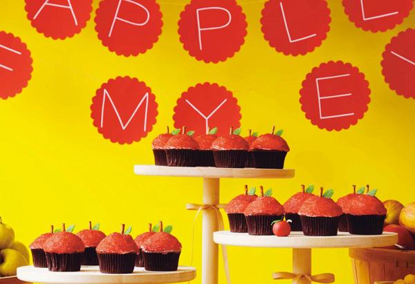 Delicious Apple Cupcakes