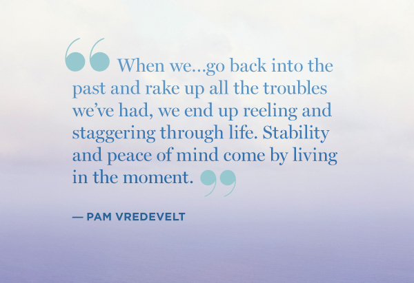 Pam Vredevelt Quote