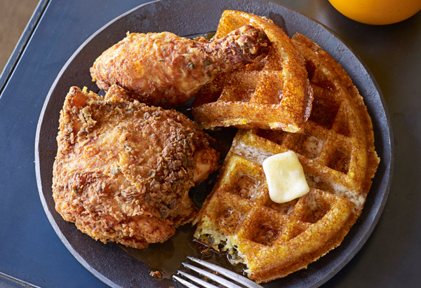 Fried Chicken And Waffles Soul food recipes - brown sugar kitchen ...