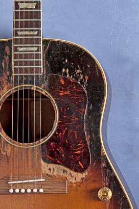 Aimee Mann's guitar