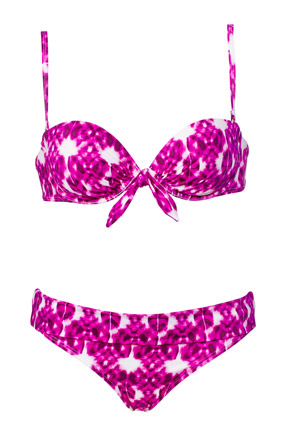 small bust swimsuit