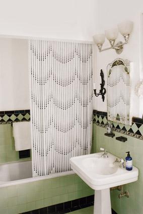 Kishani Perera's bathroom design