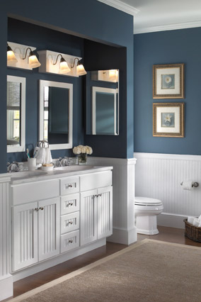 Sabrina Soto's bathroom design
