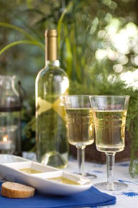 Frizzante wines