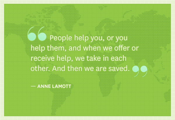 Anne Lamott quote