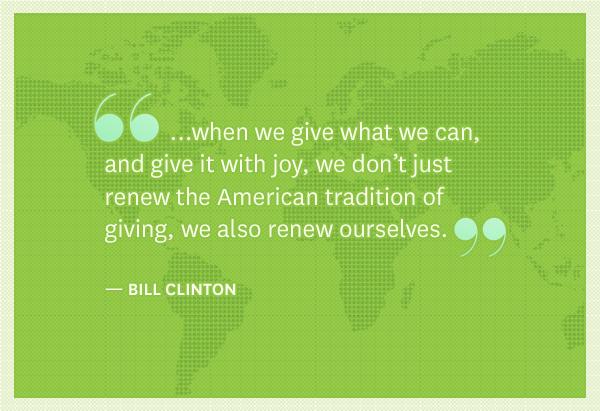 Bill Clinton quote