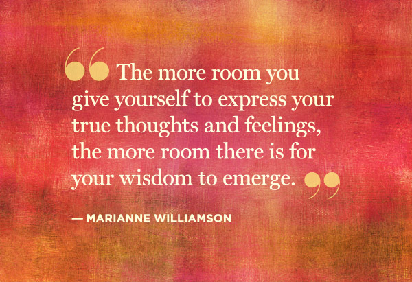 Superbe Marianne Williamson Quote