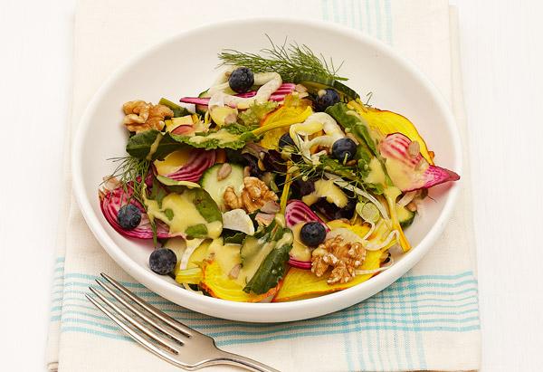 Toni Bark's Perfect Summer Salad