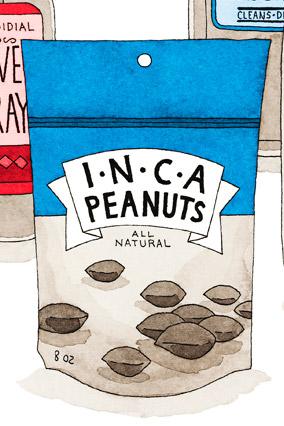 Inca Peanuts