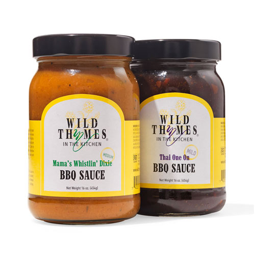 Wild Thymes Grilling Sauces