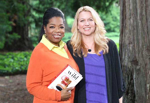 Oprah and Cheryl Strayed