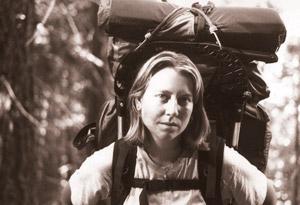 Cheryl Strayed in 1995
