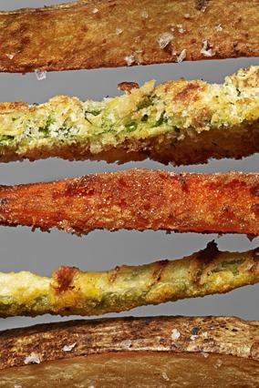 Veggie fries