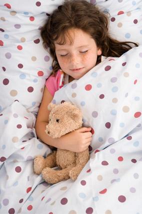 Sleeping child