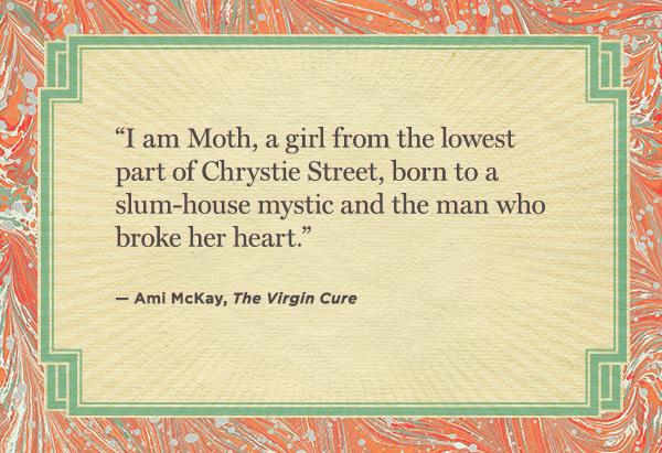 Ami Mckay quote