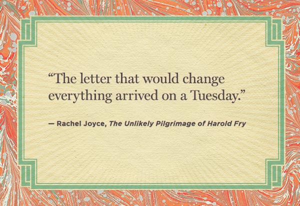 rachel joyce quote