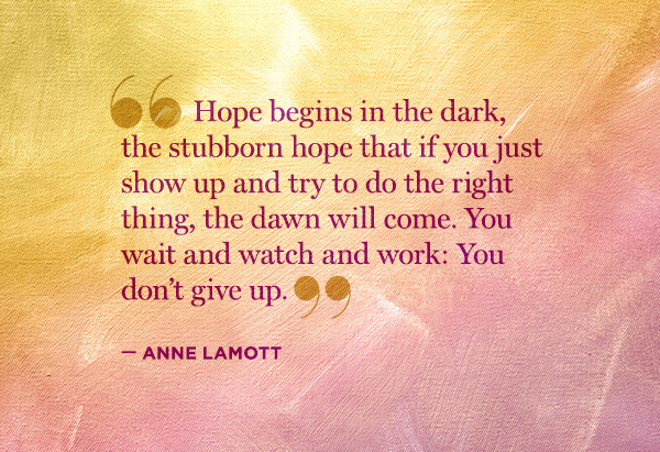 Quotes That Give You Hope