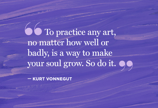 kurt vonnegut quote