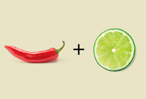 chile and lime
