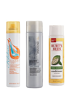 gray hair products