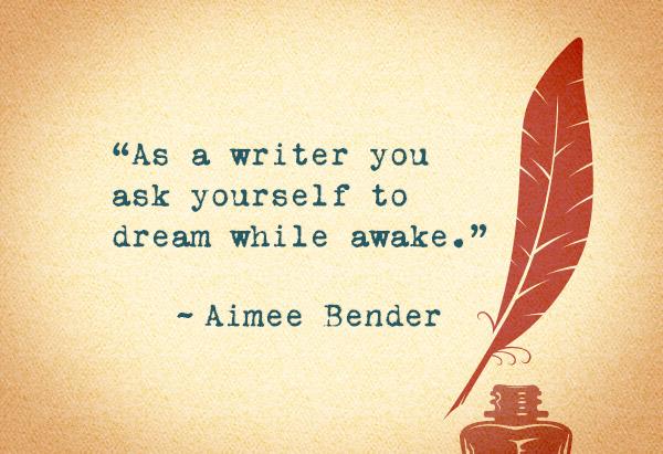 Aimee Bender Quote
