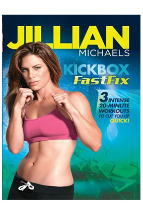 jillian michaels dvd