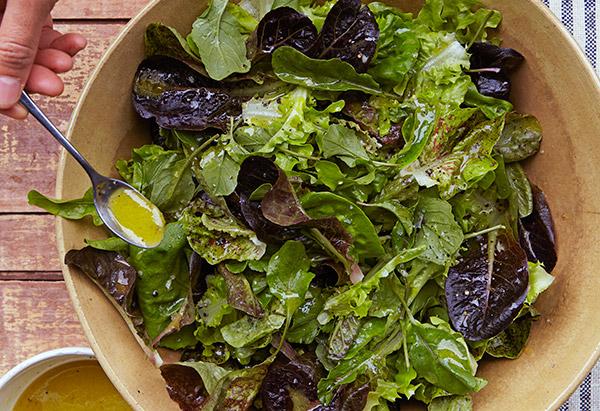 Green Salad Vinaigrette