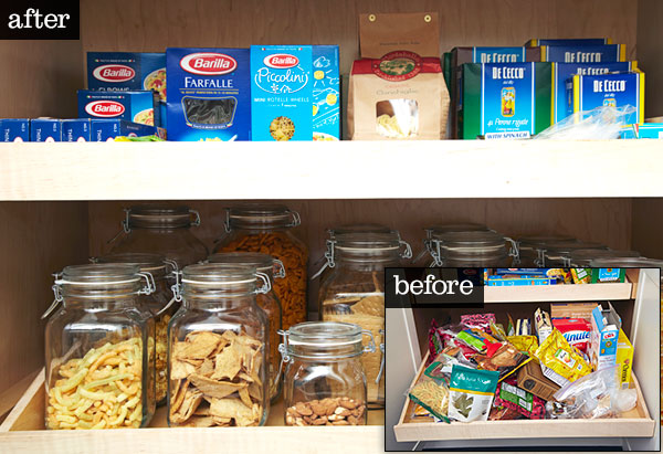 Snack organization