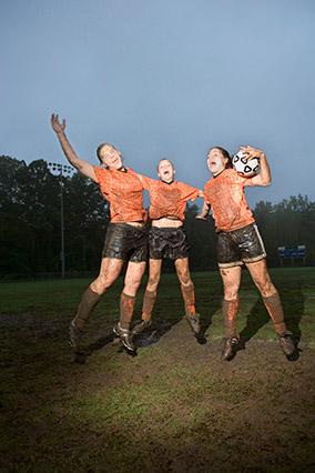 Womens sports team