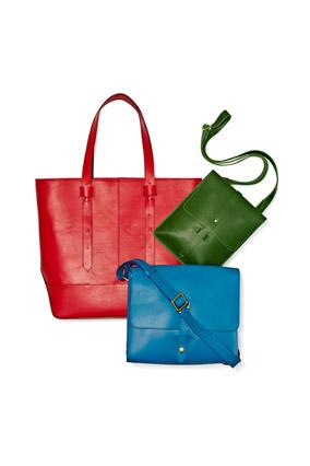 IIIBeCa bags by Joy Gryson