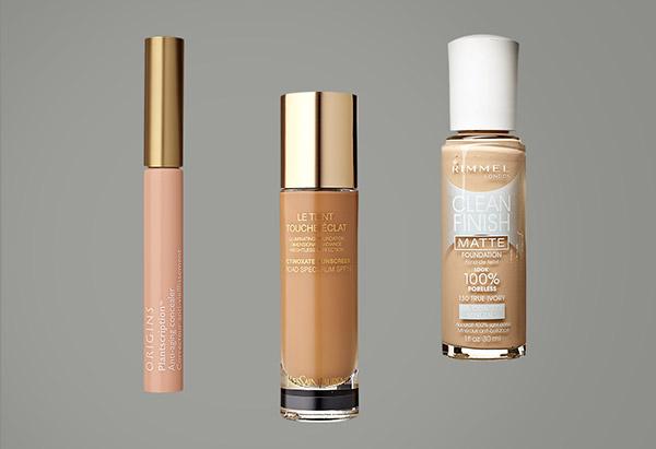 Fall skin makeup