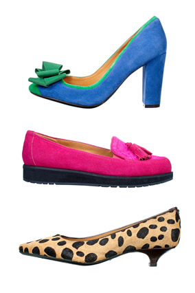 Isaac Mizrahi shoes