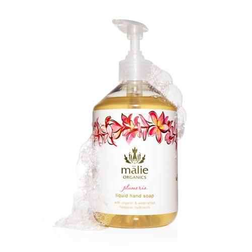 Plumeria Liquid Hand Soap