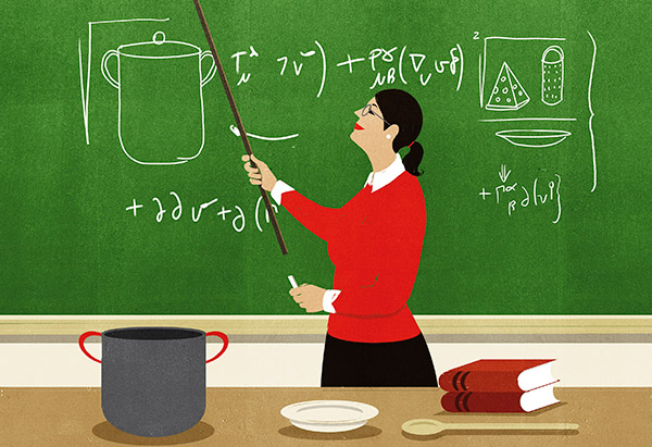 home ec teacher